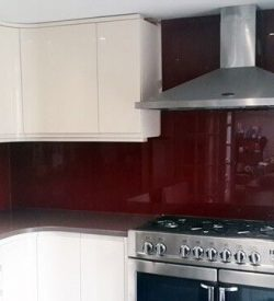 Toughened Glass Splashbacks