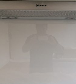 Clear Glass Splashbacks